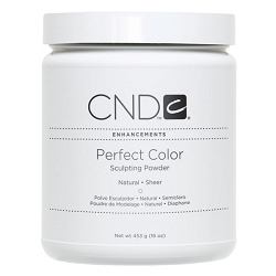 CREATIVE NAIL DESIGN Natural Perfect Color Powder