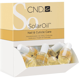 CND Service Essentials - SolarOil 0.125 fl. oz. 40 Pack (769600)