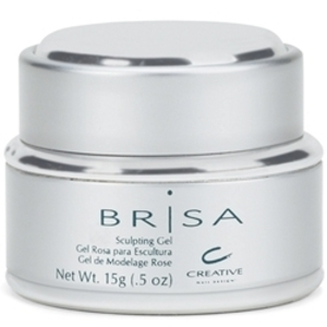 CREATIVE NAIL DESIGN Brisa Sculpting Gels 0.5 oz