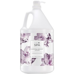CND Spa Collection Gardenia Woods Lotion 1 Gallon (769682)