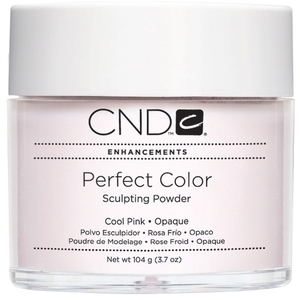 CND Perfect Color Sculpting Powder Cool Pink - Opaque 3.7 oz. (769752)