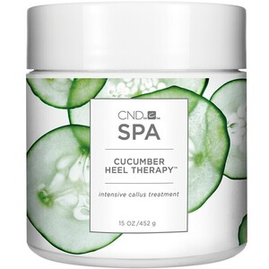 CND Spa Collection Cucumber Heel Therapy Intensive Treatment 15 oz.