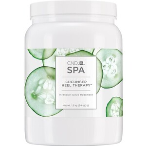 CND Spa Collection Cucumber Heel Therapy Intensive Treatment 54 oz.