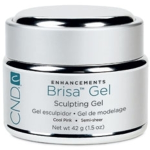 CND Brisa™ Sculpting Gels CND Brisa UV Sculpting Gel Cool Pink 1.5 oz.