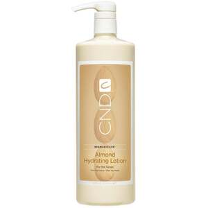 CND Almond Hydrating Lotion 33 oz.