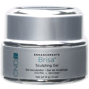 CREATIVE NAIL DESIGN Brisa Sculpting Gel - French