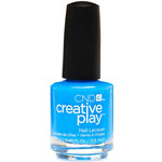 CND Creative Play Nail Lacquer - Color Coat - Aquaslide 0.46 oz. (770086)