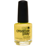 CND Creative Play Nail Lacquer - Color Coat - Carou-celery 0.46 oz. (770087)