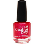 CND Creative Play Nail Lacquer - Color Coat - Cherry-Glo-Round 0.46 oz. (770089)