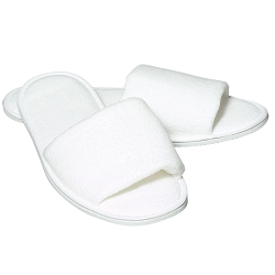 FOR PRO Terry Cotton Slippers 1 Pair (800116)