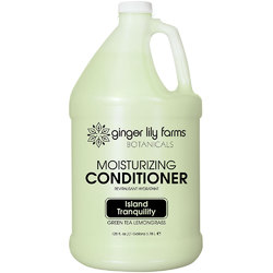 Moisturizing Conditioner Green Tea Lemongrass 1 Gallon (800322)