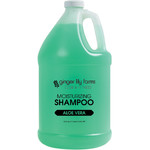 Ginger Lily Farms - Moisturizing Shampoo - Aloe Vera 1 Gallon (801706)