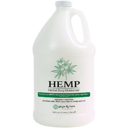Ginger Lily Farms - HEMP Herbal Body Moisturizer 1 Gallon (802252)