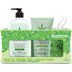 Hempz Exotic Green Tea & Asian Pear Gift Set (999598)