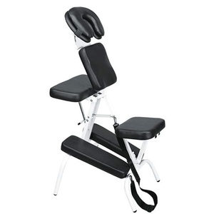 Encore Portable Massage Chair with Carrying Bag (FMC2-BK)