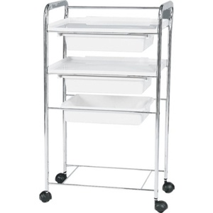 Encore White Beauty Trolley (FS-BT5)