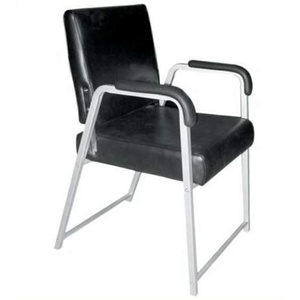 Encore Shampoo Chair with Adjustable Back Black (H-2020)