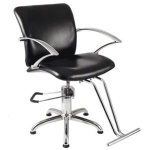 Encore Cristofano Styling Chair Star Base (H-2115BKS)