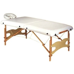 Encore Deluxe Portable Massage Table White (H-3729)
