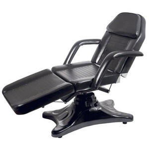 Encore Hydraulic Facial Beauty Chair All Black (H-3739BK)