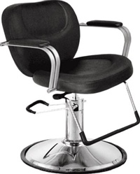 Encore Cecco Styling Chair (H-5679BKR)