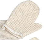 Encore Sisal Bath Mitt 100 Pack (SA-M1)