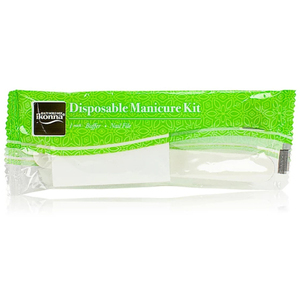 Ikonna Disposable Manicure Kits 2 Pieces per Kit Case of 1200 Kits (DMS2 x 4)