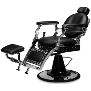 Encore Antique Barber Chair Black (H2925BK)