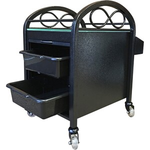 Pedicure Accessory Trolley ()