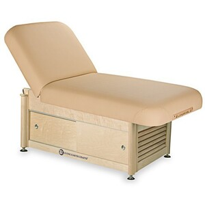 Serenity™ Facial Spa Treatment Table Cabinet Base with PowerAssist™ ()