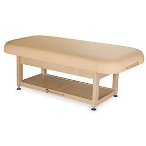 Serenity™ Flat Spa Treatment Table Shelf Base ()