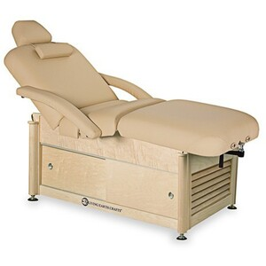 Napa Salon Treatment Table Cabinet Base with PowerAssist™ ()