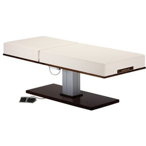 LEC Pedestal Manual Tilt Electric Lift Table ()