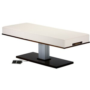 LEC Pedestal Flat Massage Top Electric Lift Table ()