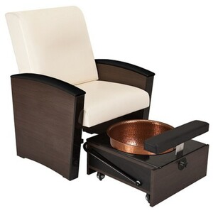 Mystia™ Luxury Manicure Pedicure Chair ()