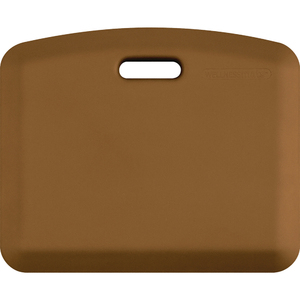 "Mobile Pro 34"" Anti-Fatigue Mat - Stand•Sit•Kneel Tan (2218SSMPTAN)"