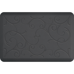 "Romanesque Impression Collection - Anti-Fatigue Mat Gray 3' x 2' x 34"" (IM32ROGRY)"