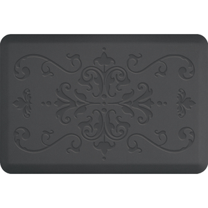 "Classical Impression Collection - Anti-Fatigue Mat Gray 3' x 2' x 34"" (IM32CLGRY)"