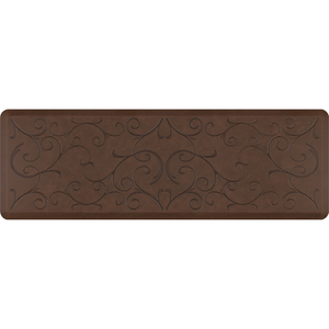 "Romanesque Patina Collection - Anti-Fatigue Mat Antique Light 6' x 2' x 34"" (PA62ROLT)"