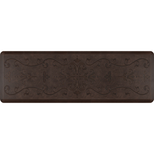 "Classical Patina Collection - Anti-Fatigue Mat Antique Dark 6' x 2' x 34"" (PA62CLDK)"