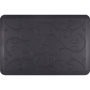 "Romanesque Prestige Collection - Anti-Fatigue Mat Dark Oxford 3' x 2' x 34"" (PR32ROMIDB)"