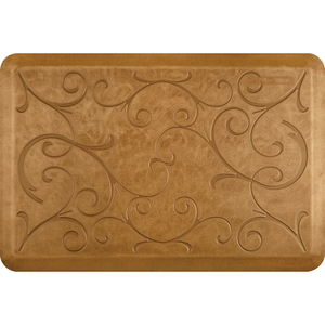 "Romanesque Prestige Collection - Anti-Fatigue Mat Polished Penny 3' x 2' x 34"" (PR32ROCOPL)"