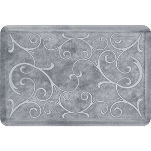 "Romanesque Prestige Collection - Anti-Fatigue Mat Pearl Ardor 3' x 2' x 34"" (PR32ROSEAM)"