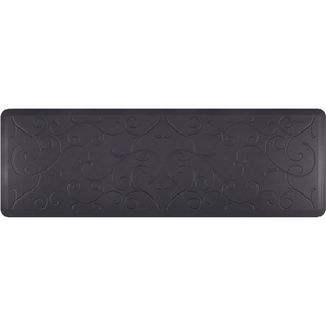 "Romanesque Prestige Collection - Anti-Fatigue Mat Dark Oxford 6' x 2' x 34"" (PR62ROMIDB)"