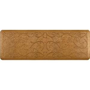 "Romanesque Prestige Collection - Anti-Fatigue Mat Polished Penny 6' x 2' x 34"" (PR62ROCOPL)"