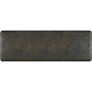 "Romanesque Prestige Collection - Anti-Fatigue Mat Duskly Sapphire 6' x 2' x 34"" (PR62ROOAS)"