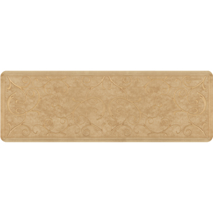 "Romanesque Prestige Collection - Anti-Fatigue Mat Warm Sand 6' x 2' x 34"" (PR62ROAZTG)"