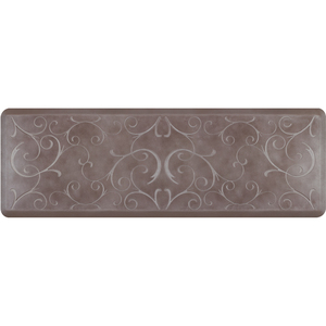 "Romanesque Prestige Collection - Anti-Fatigue Mat Windrift Beige 6' x 2' x 34"" (PR62ROQUA)"
