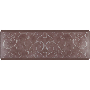 "Romanesque Prestige Collection - Anti-Fatigue Mat Garnet 6' x 2' x 34"" (PR62ROGAR)"