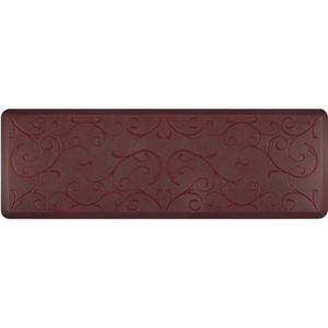 "Romanesque Prestige Collection - Anti-Fatigue Mat Antique Rose 6' x 2' x 34"" (PR62ROPALW)"